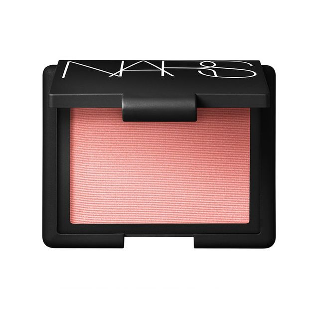 How to apply blush: Nars Blush in Orgasm