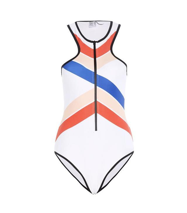 P.E Nation Jumpstart Wetsuit Swimsuit