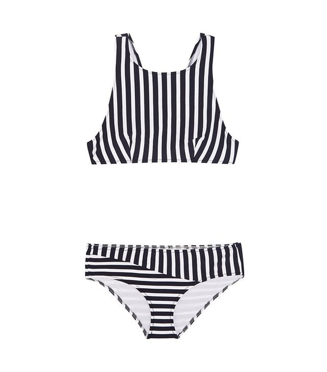 best striped bikini