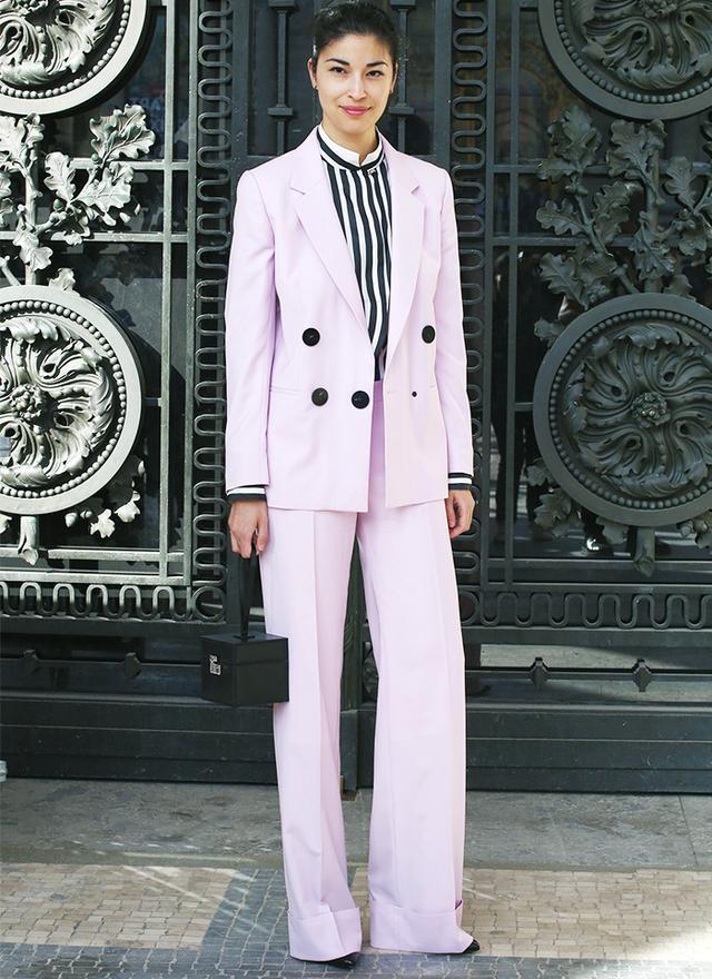 How to look chic: Caroline Issa