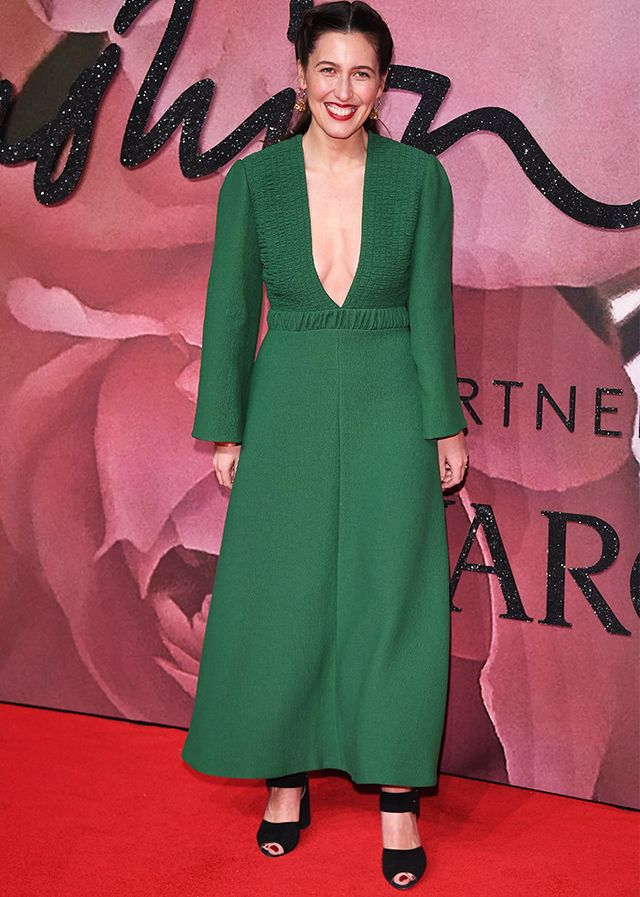 How to look chic: Emilia Wickstead