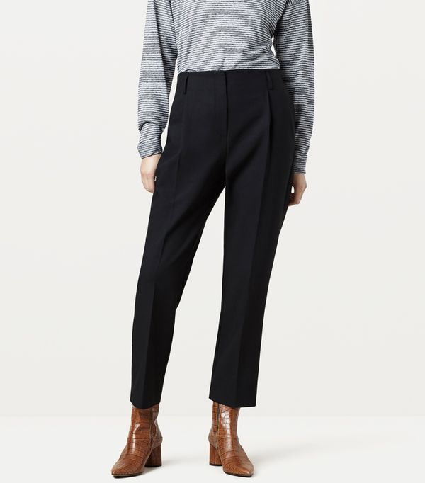 How to look chic: Finery Cobden Trousers