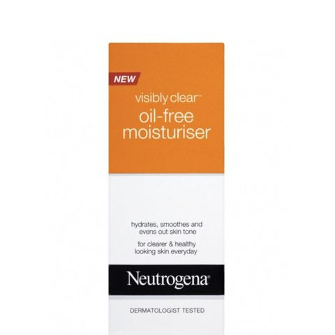 Visibly Clear Oil-Free Moisturiser