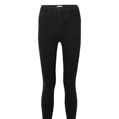 Katrina High-Rise Skinny Jeans