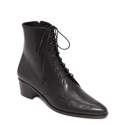Barrow Lace Up Booties