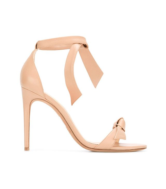 best nude high heel sandals