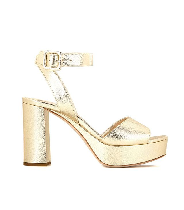 best gold sandals