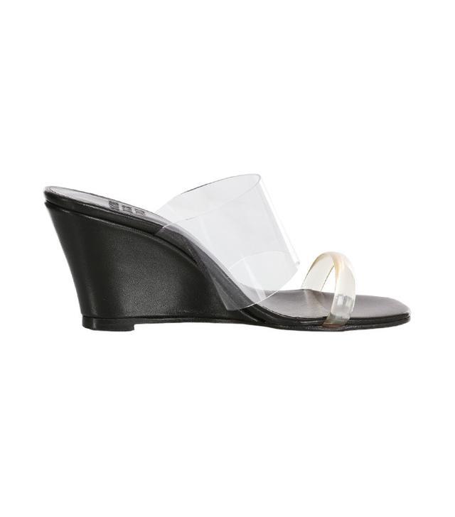 best lucite sandals