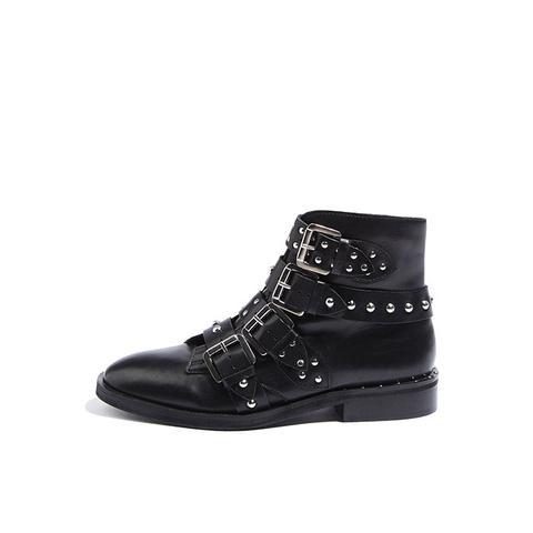 Amelia Studded Boots