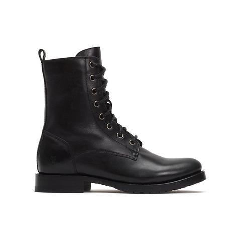 Natalie Lace Short Boots