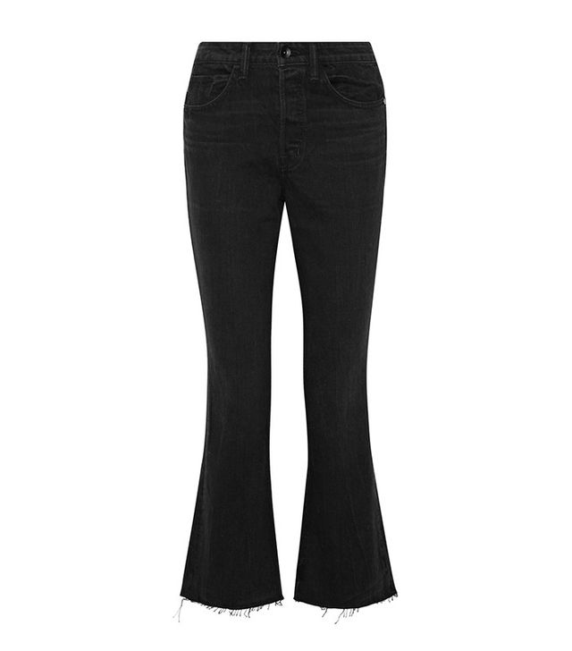 best frayed crop jeans