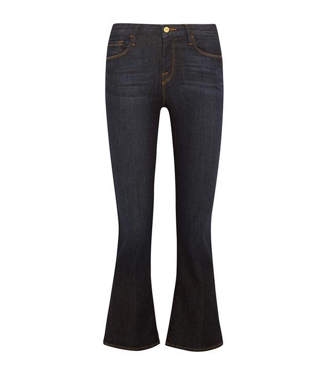 best stretch kick-flare jeans