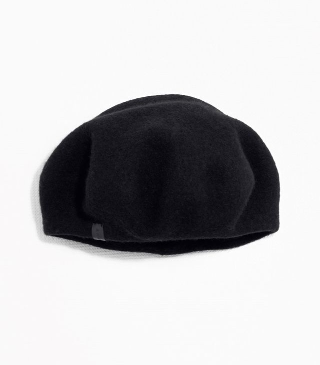 & Other Stories Wool Beret