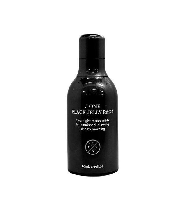 best Korean face masks - J.One Black Jelly Pack