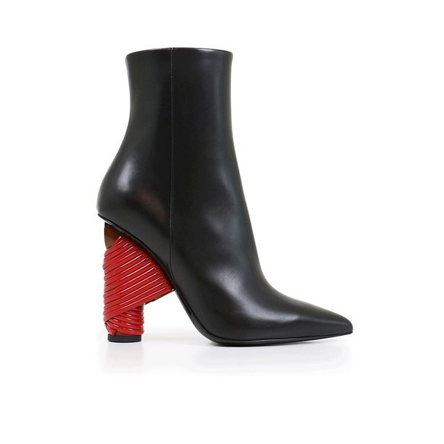 Balenciaga Bistrot 10MM Ankle Boots