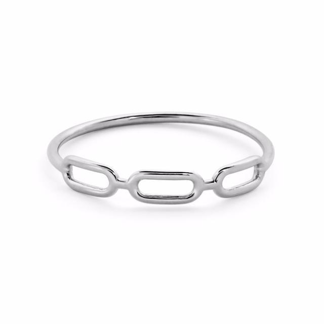 Sarah & Sebastian Link Ring