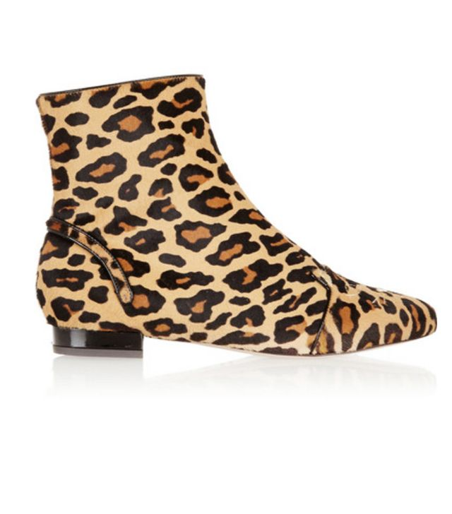 best leopard-print boots