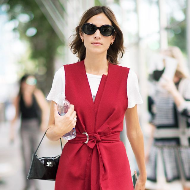 Alexa Chung Won't Stop Wearing These Ankle Boots, and We Can't Blame Her