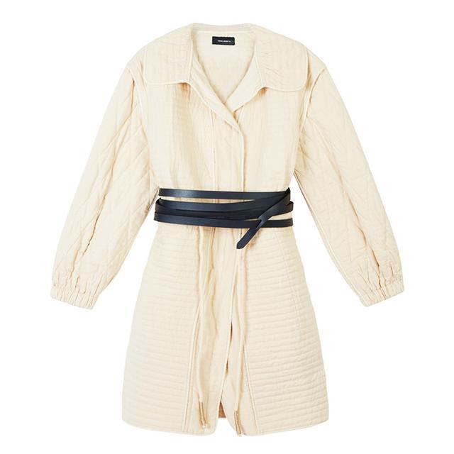 Style dot com trends: Isabel Marant Boyd Coat