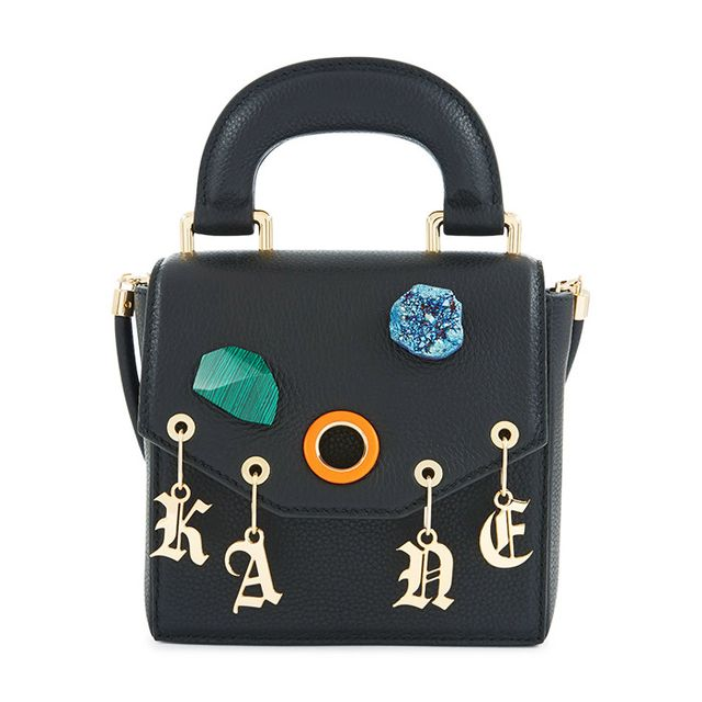 Style dot com trends: Christopher Kane Bonnie Stone Charm Bag
