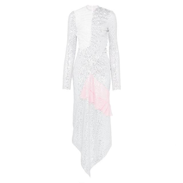Style dot com trends: Preen by Thornton Bregazzi Runway Meda Dress