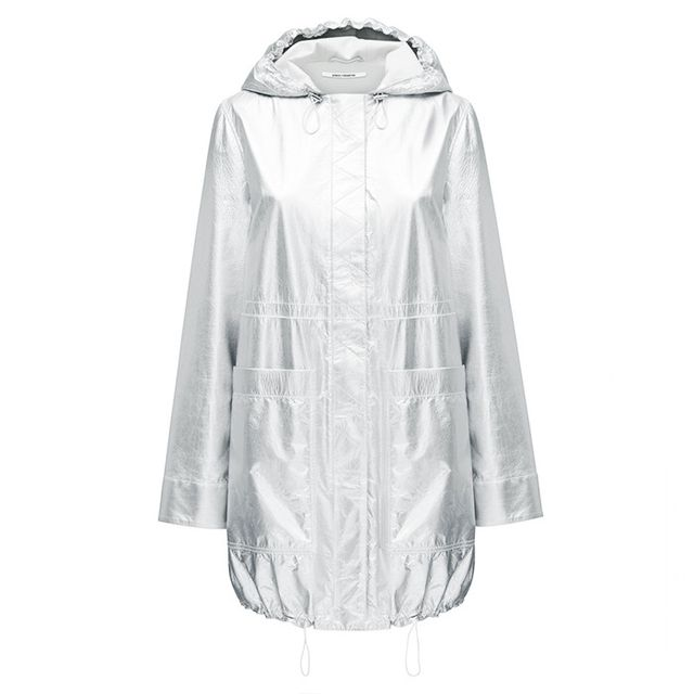 Style dot com trends: Paco Rabanne Paper Nappa Parka