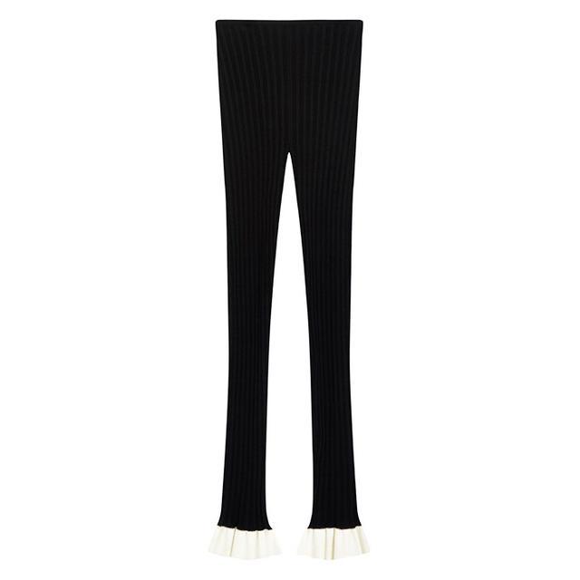 Style dot com trends: Esteban Cortázar Ruffled Leggings