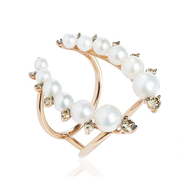 Style dot com trends: Annoushka Diamonds and Pearls Ring