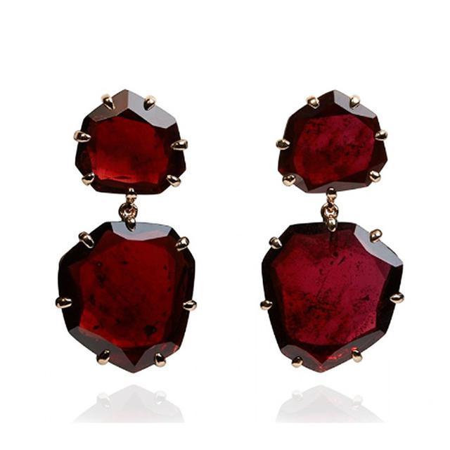 Style dot com trends: Annoushka Shard Earrings