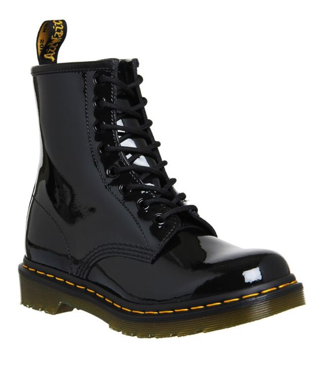 Ankle boot trends 2017: Dr Martens 8 Eyelet boots