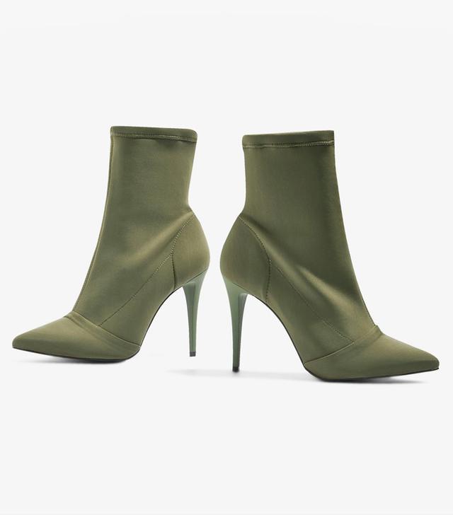 Topshop Sock Boots