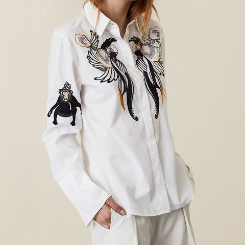 Tapley Embroidered Shirt
