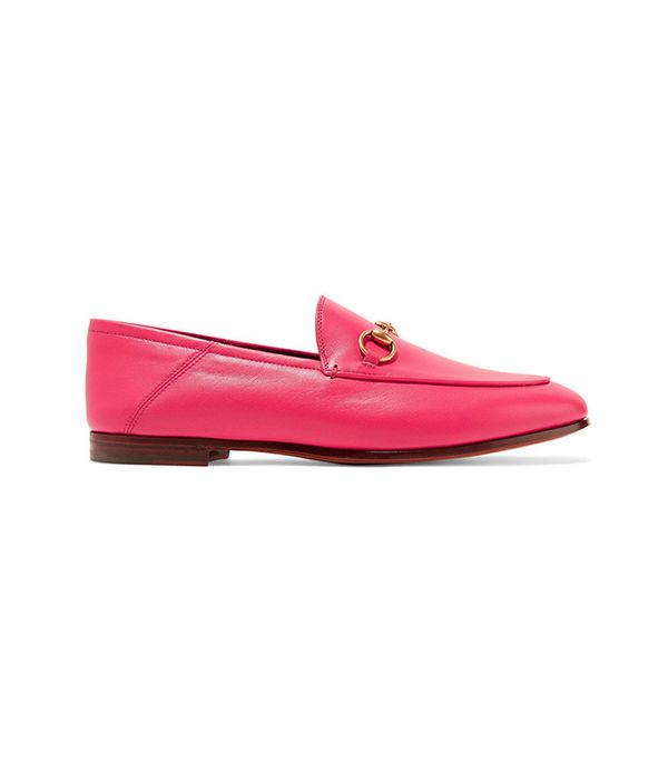 best pink loafers