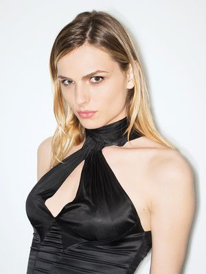 Model Andreja Pejic Tells Us Her Entire Beauty Regimen, and So Much More