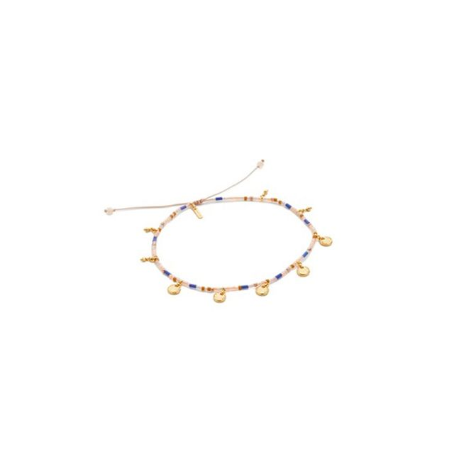 Chan Luu Coin Charm Anklet