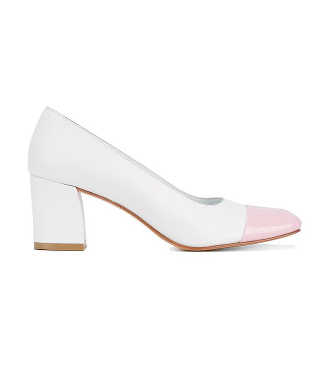 best white pumps