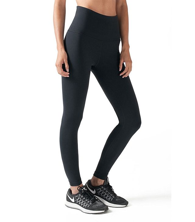 Wear It to Heart Women's Solid High Waisted Leggings