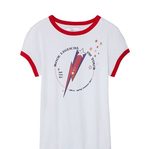 Rock Legends Lighting Bolt Tee
