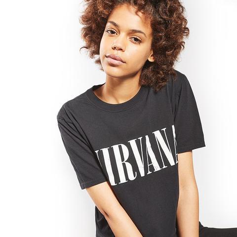 Nirvana Holey T-Shirt