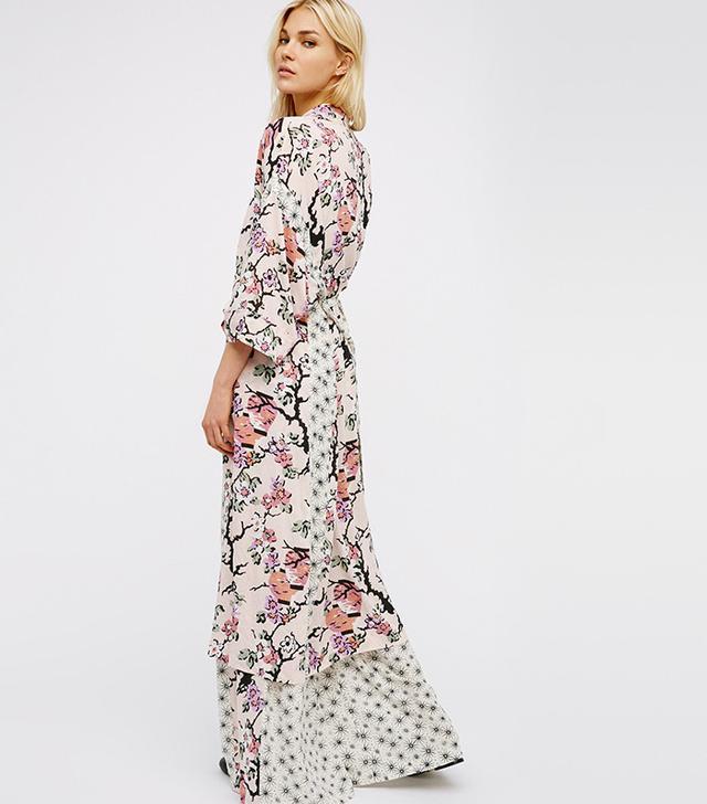 best floral robe