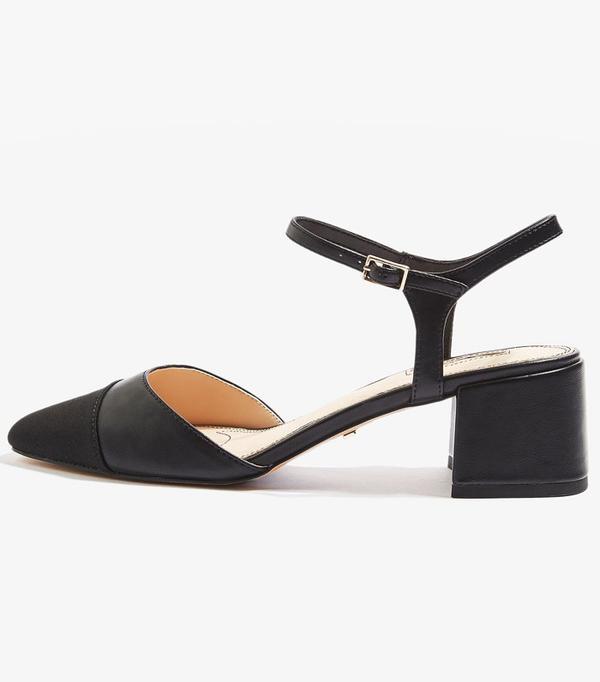 Best black heels: Topshop