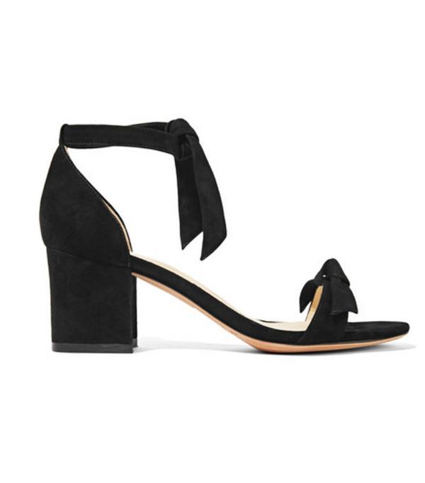 Best black heels: Alexandre Birman
