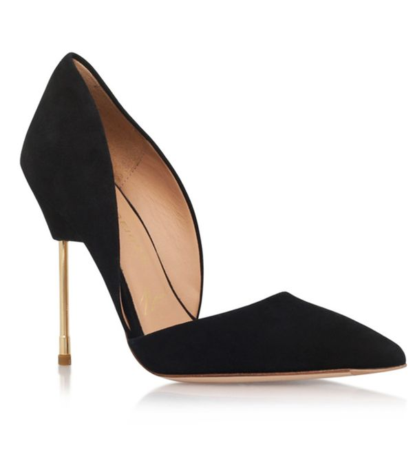 Best black heels: Kurt Geiger