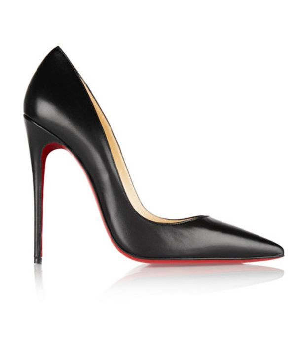 Best black heels: Christian Louboutin so Kate