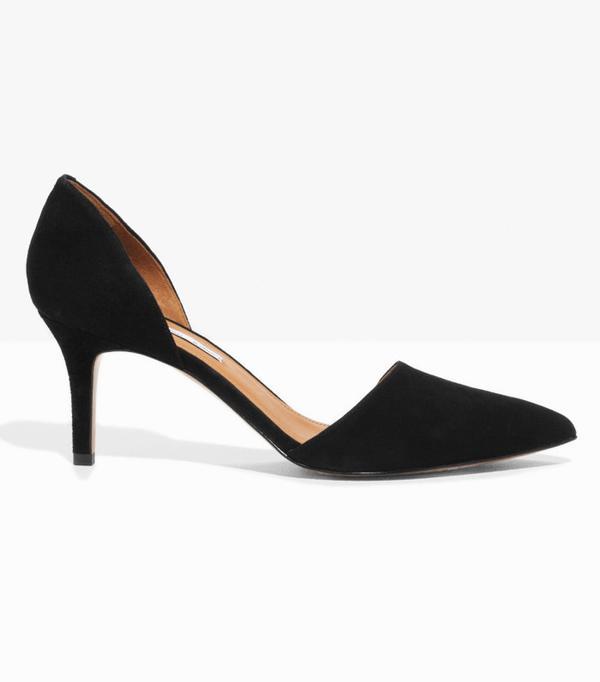 Best black heels: & Other Stories