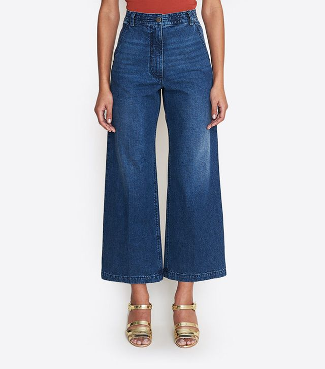 Rachel Comey Bishop Pant in Indigo