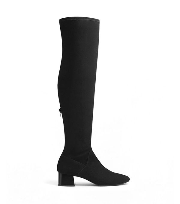 affordable over the knee boots
