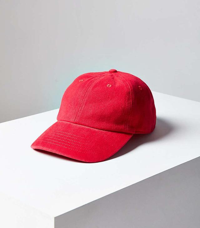 Color Wash Baseball Hat