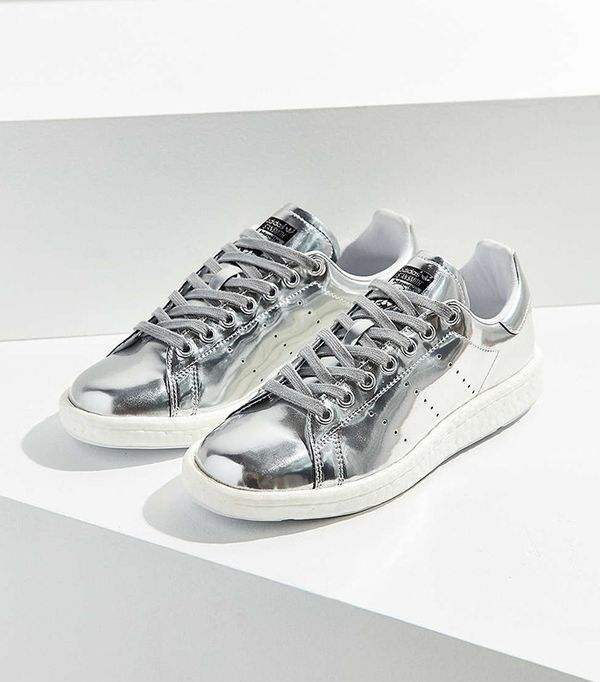 on-trend sneakers