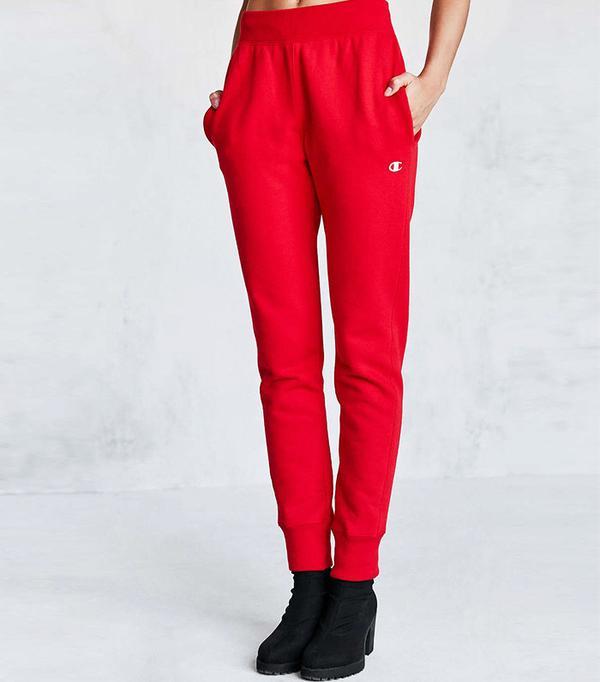 cozy jogger pants